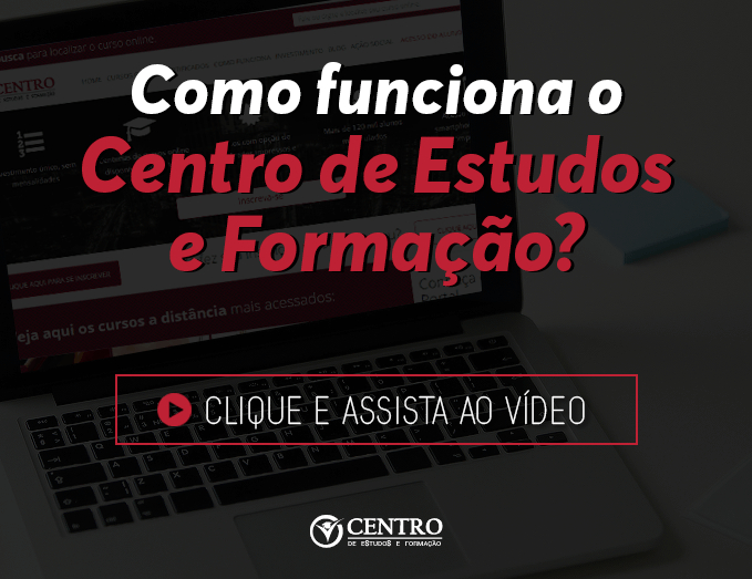 Clique e conheça o Centro de Estudos e Formação