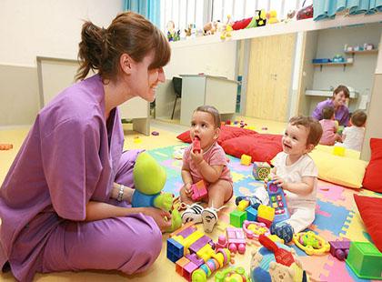 Cuidador Infantil