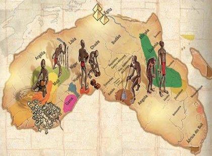 História da África